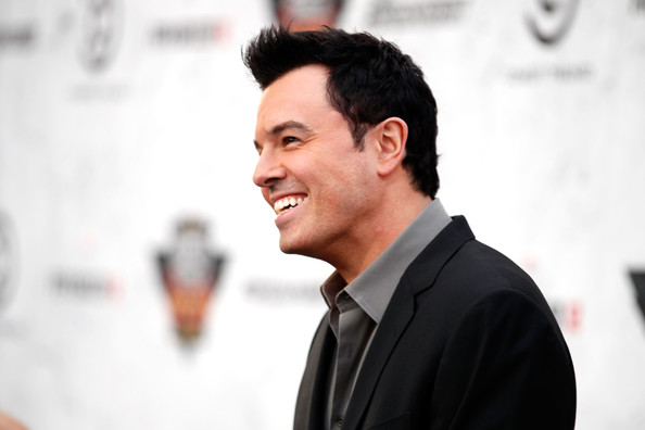 Seth MacFarlane - Comedy Central Roast Of Charlie Sheen - Red Carpet