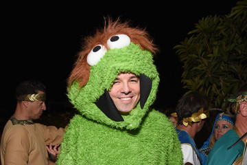 Seth MacFarlane Celebs Attend the Casamigos Tequila Halloween Party