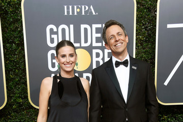Seth Meyers 75th Annual Golden Globe Awards - Arrivals