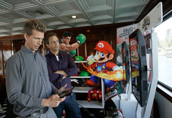 Nintendo Lounge On The TV Guide Magazine Yacht At Comic-Con #TVGMYacht - Day 3 [nintendo lounge on the tv guide magazine yacht at comic-con tvgmyacht,event,recreation,games,art,actor,writers,seth meyers,josh meyers,san diego,california,l,san diego comic-con international]