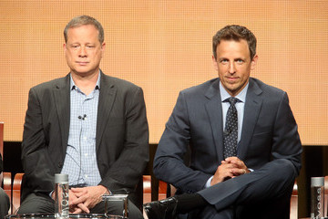 Seth Meyers 2014 Summer TCA Tour: Day 6