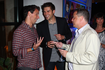 Seth Meyers Michael Shoemaker 'The Awesomes' VIP Afterparty in San Diego
