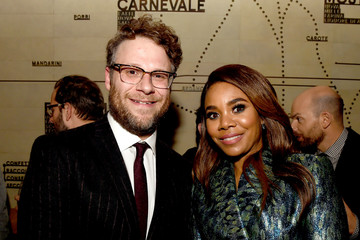 Seth Rogen Premiere Of Showtime's 'Black Monday' - After Party