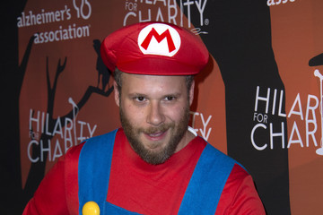 Seth Rogen Hilarity for Charity's 5th Annual Los Angeles Variety Show: Seth Rogen's Halloween