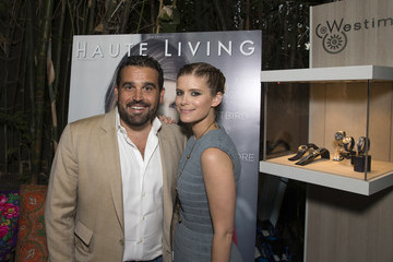 Seth Semilof Haute Living Celebrates Kate Mara With Westime