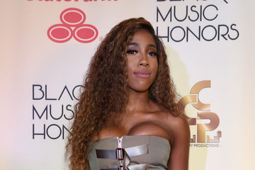Sevyn Streeter 2017 Black Music Honors - Arrivals