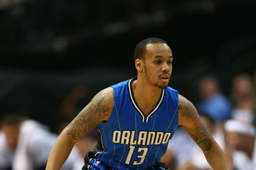 Shabazz Napier Orlando Magic v Dallas Mavericks