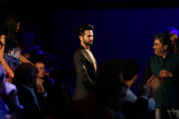 Shahid Kapoor Awards Ceremony Inside - The 9th Rome Film Festival