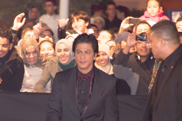 Shahrukh Khan Marrakech International Film Festival - 'Tribute To Hindi Cinema'
