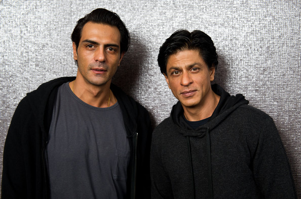 Image result for shah rukh khan arjun rampal ra one