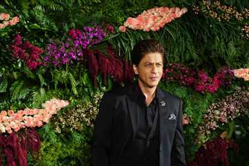 Shahrukh Khan Mumbai Wedding Reception Of Virat Kohli And Anushka Sharma