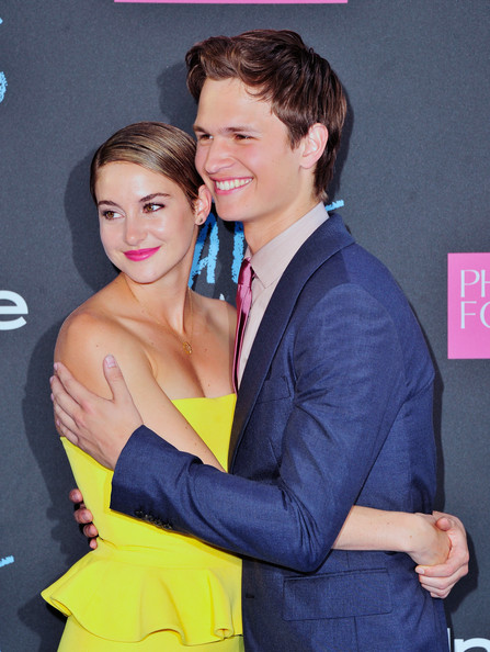 Who is shailene woodley dating in real life 2016