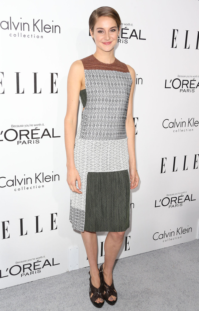 Fashion Evolution: Shailene Woodley
