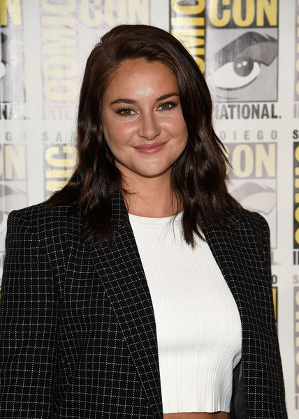 Shailene+Woodley+Comic+Con+International