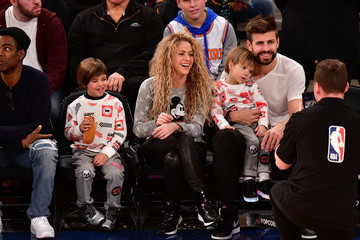 Shakira Gerard Pique European Best Pictures Of The Day - December 26, 2017