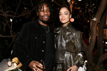 Shameik Moore Vanity Fair And Lancome Paris Toast Women In Hollywood, Hosted By Radhika Jones And Ava DuVernay