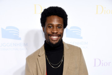 Shameik Moore 2016 Guggenheim International Pre-Party Made Possible by Dior