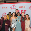 Shameik Moore Netflix 'Let It Snow' Los Angeles Premiere