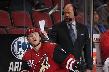 Shane Doan Florida Panthers v Arizona Coyotes