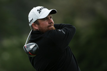 Shane Lowry AT&T Pebble Beach Pro-Am - Round Two