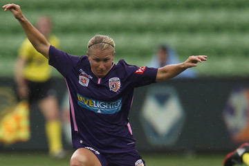 Shane Lowry W-League Rd 8 - Melbourne City v Perth