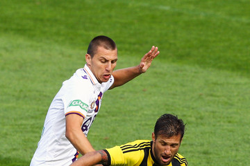 Shane Smeltz A-League Rd 22 - Wellington v Perth