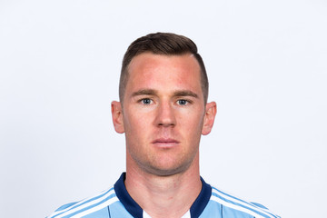 Shane Smeltz Sydney FC Headshots Session