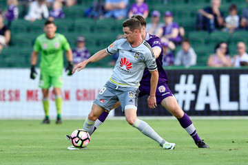 Shane Smeltz A-League Rd 14 - Perth v Wellington