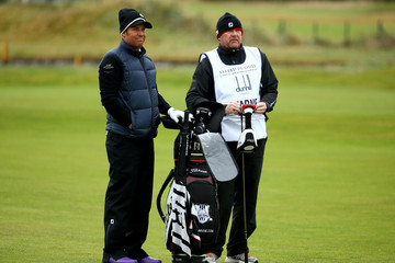 Shane Warne Alfred Dunhill Links Championship: Day 2