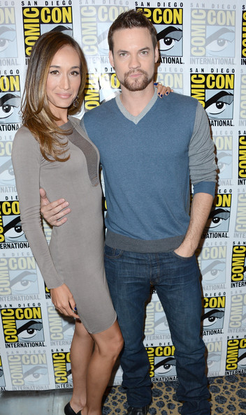 shane west pictures comiccon international 2012