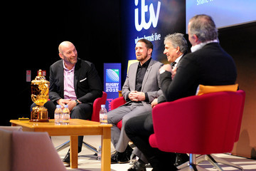 Shane Williams ITV Presents: The Rugby World Cup 2015 -Advertising Week Europe