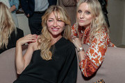 Rebecca Gayheart and Laura Brown attend the Shani Darden Studio opening on June 06, 2019 in Beverly Hills, California.