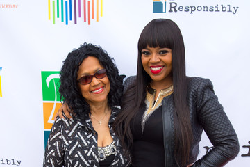 Shanice Media Done Responsibly Awards At The Annenberg Beach House In Santa Monica,CA