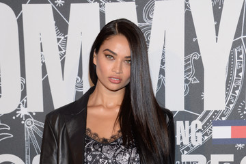Shanina Shaik TOMMYNOW New York Fall 2019 - Front Row And Atmosphere