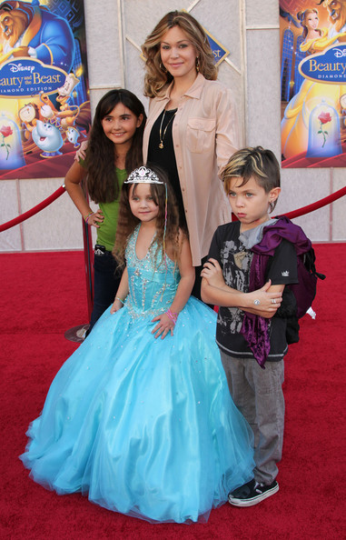 Premiere Of Walt Disney Studios Beauty And The Beast Sing A