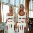 Shannade Clermont Maisie Wilen - Front Row - September 2021 - New York Fashion Week: The Shows