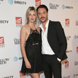Shannan Click Saban Films and DIRECTV Present 'The Yellow Birds' Premiere