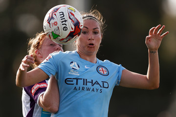 Shannon May W-League Rd 10 - Melbourne City v Perth