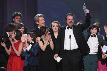 Shannon Purser The 23rd Annual Screen Actors Guild Awards - Show