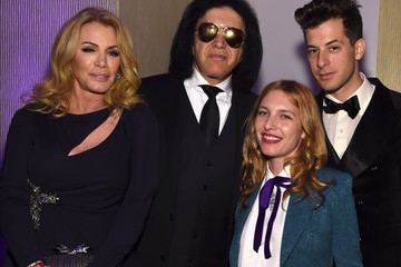 Shannon Tweed 2016 Pre-GRAMMY Gala And Salute to Industry Icons Honoring Irving Azoff - Backstage And Audience