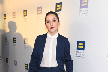 Shannon Woodward The Human Rights Campaign 2017 Los Angeles Gala Dinner - Red Carpet