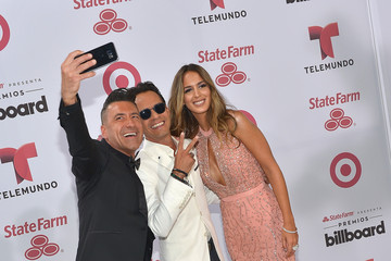 Shannon de Lima 2015 Billboard Latin Music Awards - Arrivals