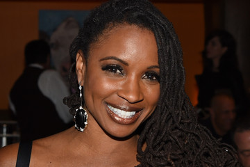 Shanola Hampton SHOWTIME VIP Post-Fight Dinner For 'Mayweather VS Pacquiao' at Craftsteak