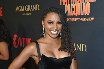 Shanola Hampton SHOWTIME and HBO VIP Pre-Fight Party For 'Mayweather VS Pacquiao'