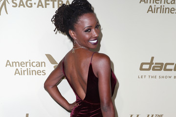 Shanola Hampton The Hollywood Reporter And SAG-AFTRA Inaugural Emmy Nominees Night Presented By American Airlines, Breguet, And Dacor - Arrivals