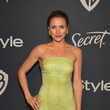 Shantel VanSanten The 2020 InStyle And Warner Bros. 77th Annual Golden Globe Awards Post-Party - Red Carpet