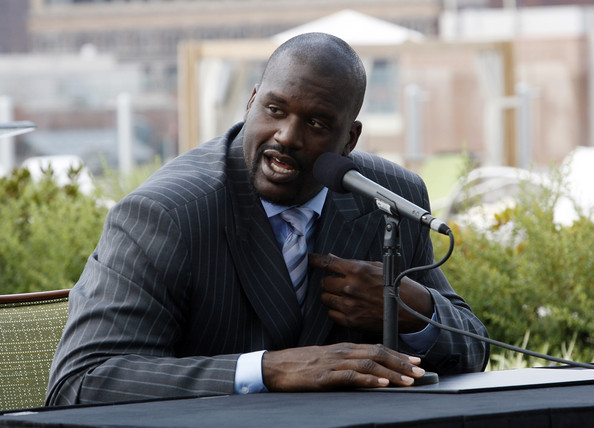 Shaquille+O'Neal in