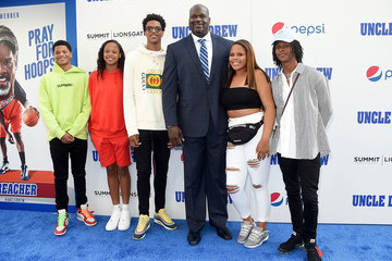 Shaquille O'Neal 'Uncle Drew' New York Premiere