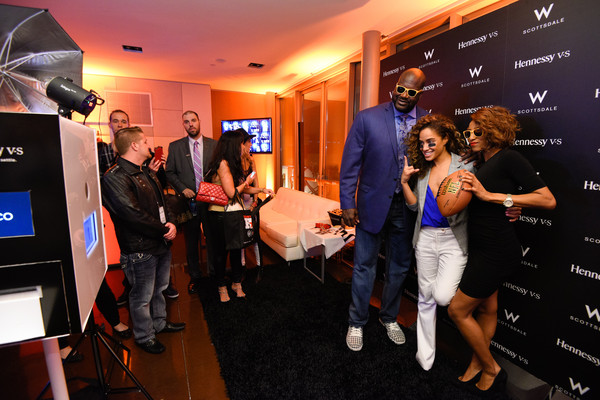 Shaquille O Neal Laticia Rolle Shaquille O Neal And Laticia Rolle Photos Hennessy Lounge At The W Scottsdale Day 2 Zimbio Posts sad if you like them tall ladies, shaq might be on the market again. shaquille o neal laticia rolle