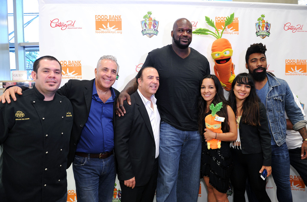 Radha agrawal in shaquille o 39 neal white house executive for Shaquille o neal home